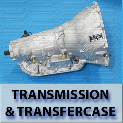 Hummer H1 Transmission & Transfer Case Parts