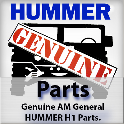 Hummer H1 AM General OEM Full Parts Catalog
